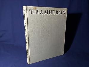 Tir A Mhurain,Outer Hebrides(Hardback,1st Edition,1962): Photographs by Paul