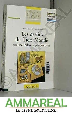 LES DESTINS DU TIERS MONDE . ANALYSE,: Thomas Coutrot