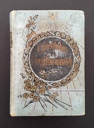 Christliches Vergissmeinnicht. Gedenkblätter der Liebe und Freundschaft,: Ehmann, K. Ch.,