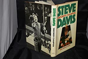 Steve Davis Snooker Champion (Signed Copy)