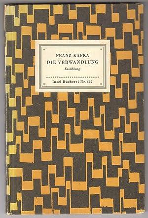 Die Verwandlung.: KAFKA, Franz.