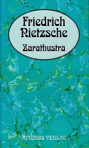 Also sprach Zarathustra: Nietzsche, Friedrich, Wolfgang