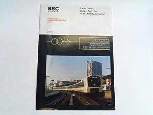 Bild des Verkäufers für Rapid Transit. Electric Train Set for the Hamburg Region zum Verkauf von CeBuch