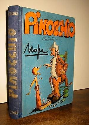 Le avventure di Pinocchio. illustrate con disegni: Collodi Carlo
