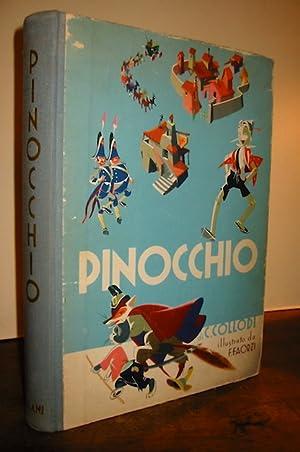 Le avventure di Pinocchio. Storia di un: Collodi Carlo