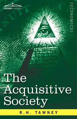 The Acquisitive Society (Paperback or Softback): Tawney, R. H.
