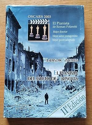 El pianista del gueto de Varsovia (Memoria): Szpilman, Wladyslaw
