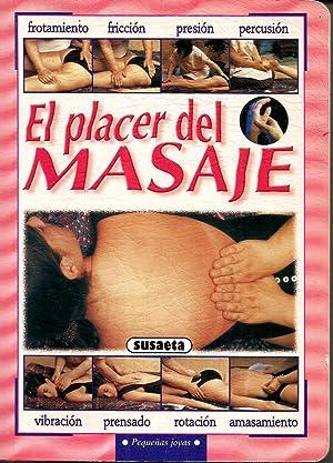 El placer del masaje: VVAA