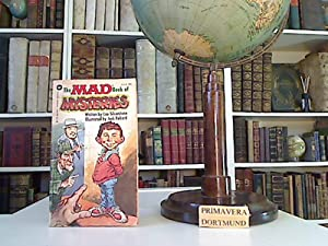 The MAD Book of Mysteries. Illustrated by Jack Rickard.