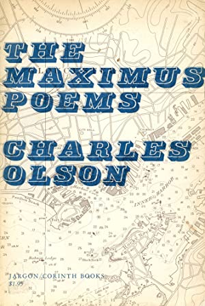 Immagine del venditore per The Maximus Poems (inscribed) venduto da Granary Books