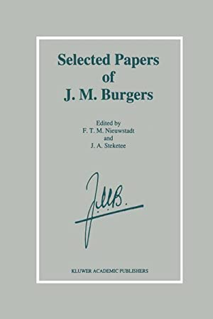 Selected Papers of J. M. Burgers: J. A. Steketee