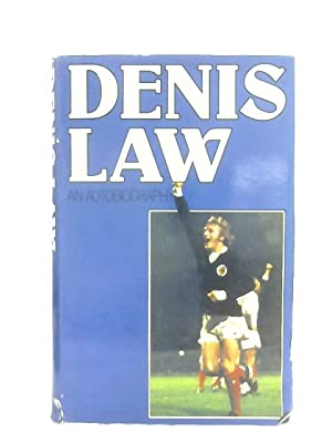 Denis Law, An Autobiography