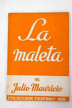 Imagen del vendedor de La maleta a la venta por Alcaná Libros