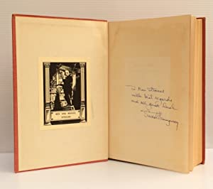 "Hemingway Signed Book ""For Whom the Bell: Hemingway, Ernest"