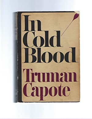 ADVANCE READING COPY OF THE FIRST EDITION: CAPOTE, TRUMAN