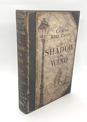 The Shadow of the Wind (First Illustrated Edition)