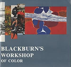 Bob Blackburn's Printmaking Workshop: Artists of Color (with) Rainbow: Prints from Bob Blackburn'...