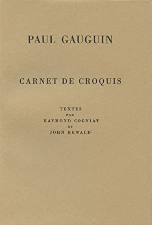 Paul Gauguin: A Sketchbook