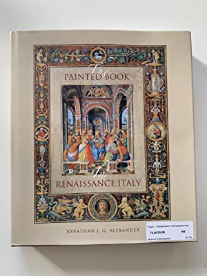 The Painted Book in Renaissance Italy: 1450 1600