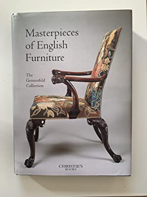 Masterpieces of English Furniture: The Gerstenfeld Collection