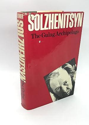 The Gulag Archipelago, 1918-1956: An experiment in: Aleksandr Isaevich Solzhenitsyn
