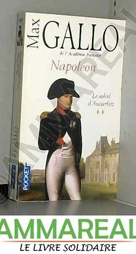 Napoléon : le soleil d'Austerlitz, tome 2: Max Gallo