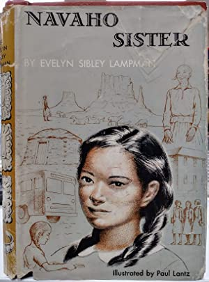 Navaho Sister 1ST Edition Signed Authors Copy