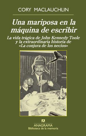 UNA MARIPOSA EN LA MÁQUINA DE ESCRIBIR: MACLAUCHLIN, CORY