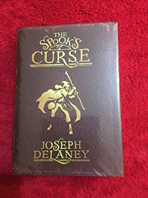 The Spook's Curse (UK HB 1/1 - Signed by the Author - As New Copy with no discerible flaws - Supe...