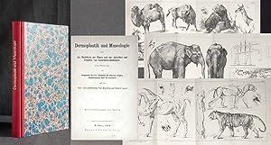 Dermoplastik und Museologie oder das Modelliren [Modellieren]: MARTIN, Philipp Leopold/