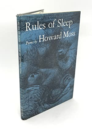 Rules of Sleep: Poems (Signed First Edition)