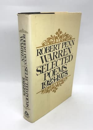 Selected Poems, 1923-1975 (Signed First Trade Edition)