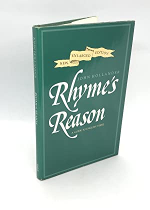 Rhyme's Reason: A Guide to English Verse, New Enlarged Edition (Signed)