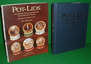 POT-LIDS AND OTHER COLOURED PRINTED STAFFORDSHIRE WARES REFERENCE AND PRICE GUIDE
