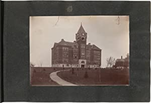 [VERNACULAR PHOTOGRAPH ALBUM OF LINCOLN, NEBRASKA AT THE TURN OF THE 20th CENTURY, FEATURING EARL...