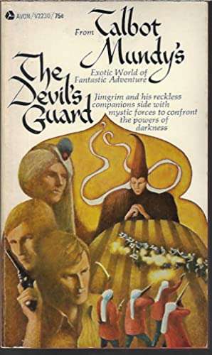 THE DEVIL'S GUARD (Jimgrim series)