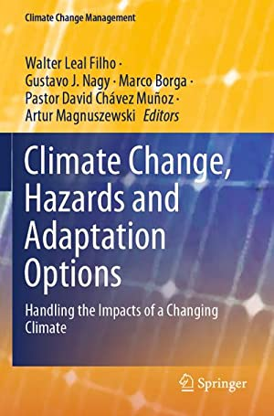 Climate Change, Hazards and Adaptation Options : Walter Leal Filho