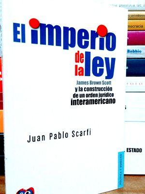 el imperio de la ley juan pablo: Juan Pablo Scarfi