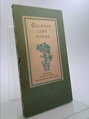 Seller image for Chinese Love Poems for sale by ThriftBooks-Atlanta