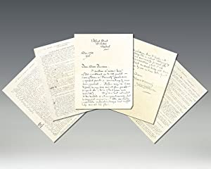 J.R.R. Tolkien Autograph Letter Signed and Annotated: Tolkien, J.R.R
