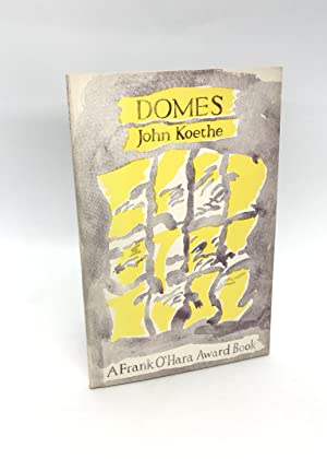 Domes: Poems (Signed First Edition)