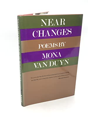Near Changes: Poems (Signed First Edition)