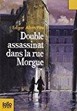 Double assassinat dans la rue morgue/la lettre: Poe,edgar Allan