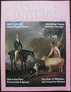 The Antique Collector. Volume 54 Number 5. May 1983