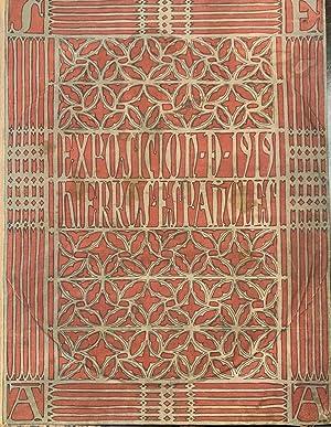 Exposición de Hierros Antiguos Españoles. Catálogo: Pedro Miguel de