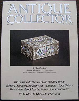 The Antique Collector. Volume 56 Number 4 April 1985