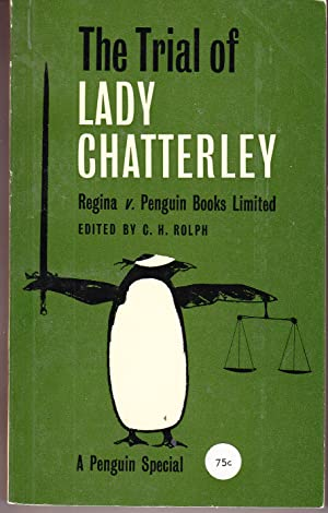 Seller image for The Trial of Lady Chatterley: Regina V. Penguin Books Limited for sale by John Thompson