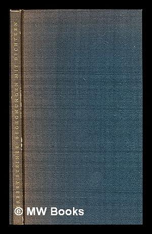 Begegnungen mit Dichtern: Steiner, Herbert