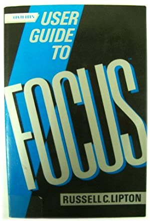 User Guide to FOCUS