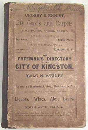 The Freeman's Second Annual Directory of the City of Kingston for the Years 1896-1897
